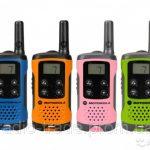 comprar walkie talkie motorola