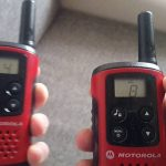 walkie talkie barato